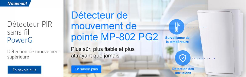 Visonic MP-802 PG2